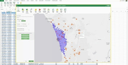 ArcGIS Maps for Office 4.0