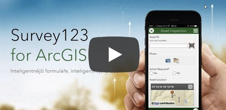 Video: Začínáme se Survey123 for ArcGIS